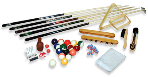billiard pool table accessories kit