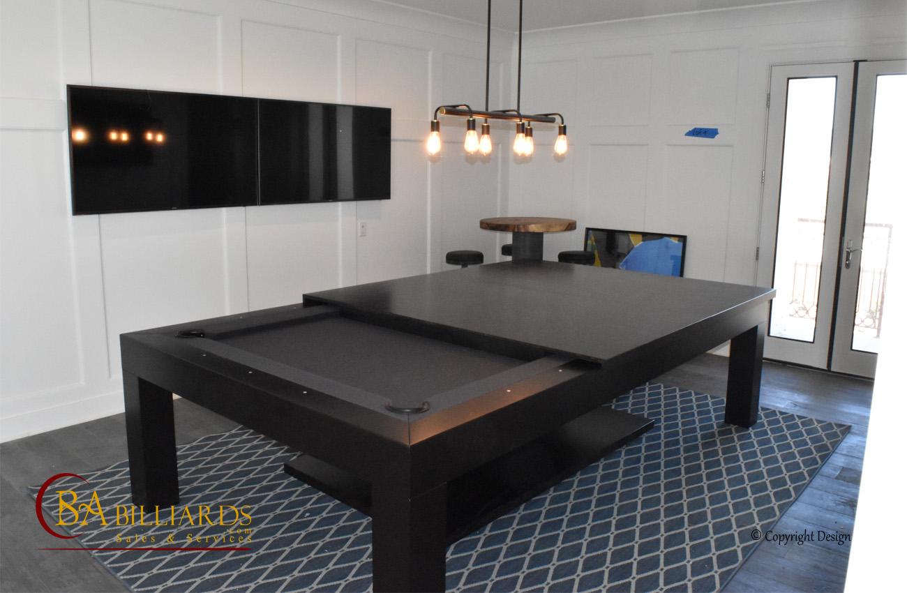 Pool Tables Pool Table Modern Pool Tables Modern Pool Table - Bellagio pool table