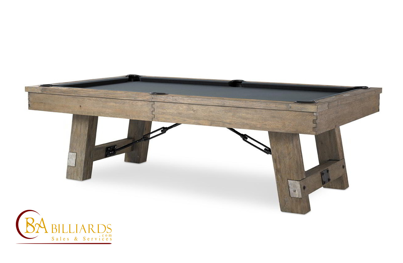 Benchwridge Rustic Pool Table