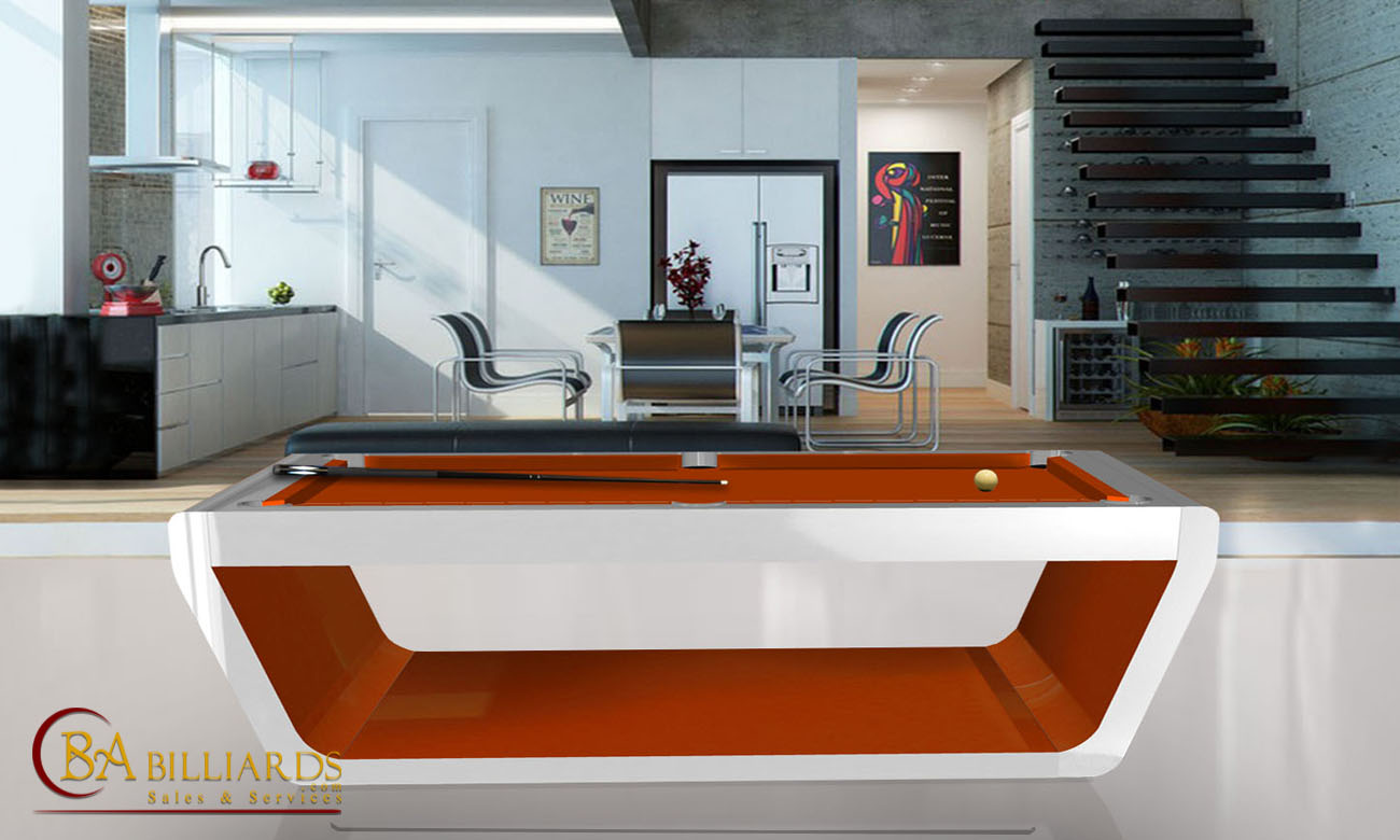 Contemporary Pool Tables Modern Pool Tables