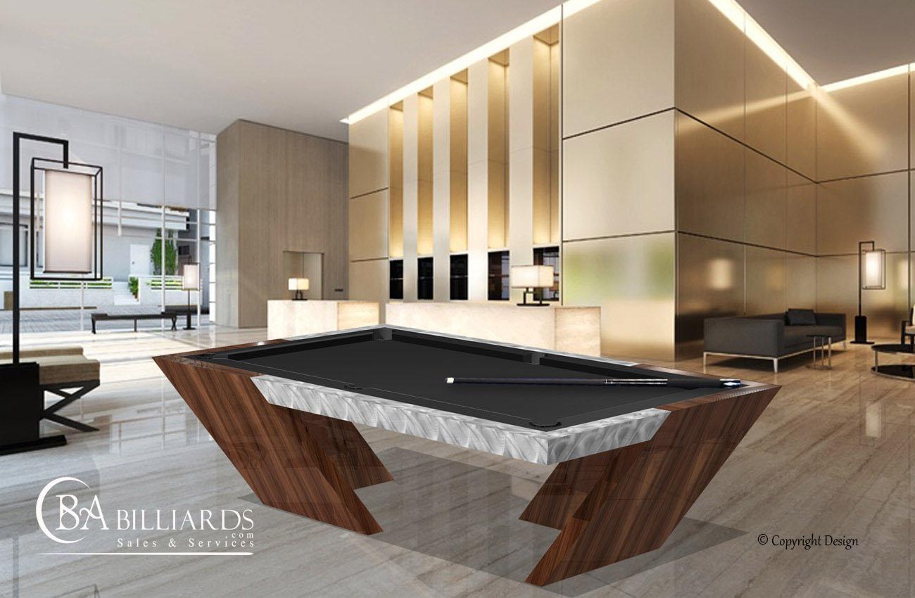 Modern Pool Tables Modern Pool Table Contemporary Pool