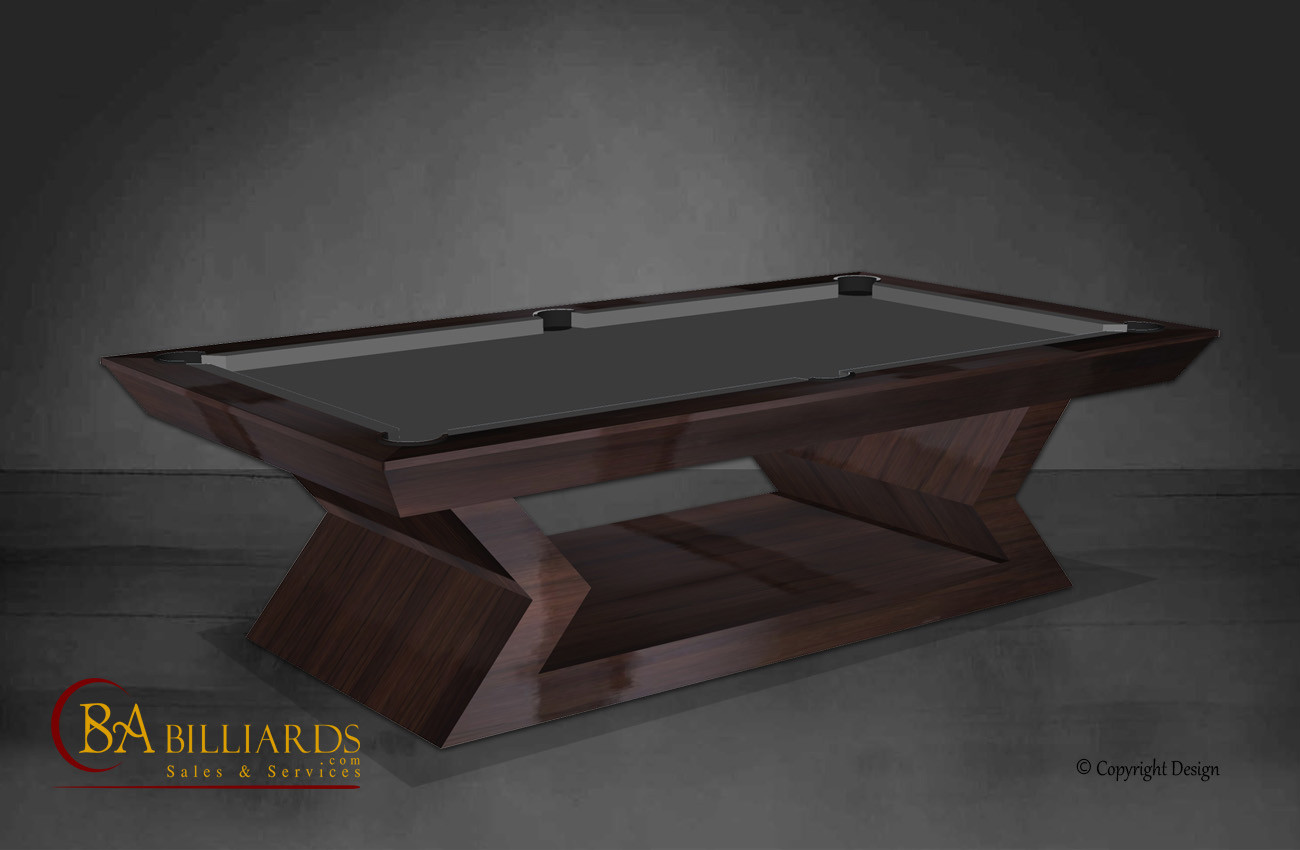 MODERN POOL TABLE STYLE