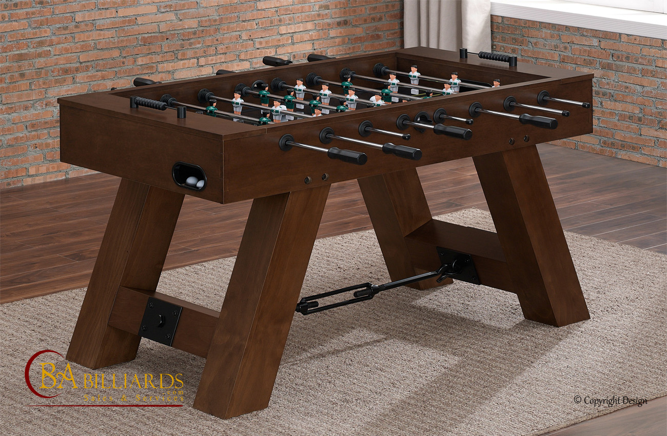 Foosball Benchwright Foosball Tables Foosball Table
