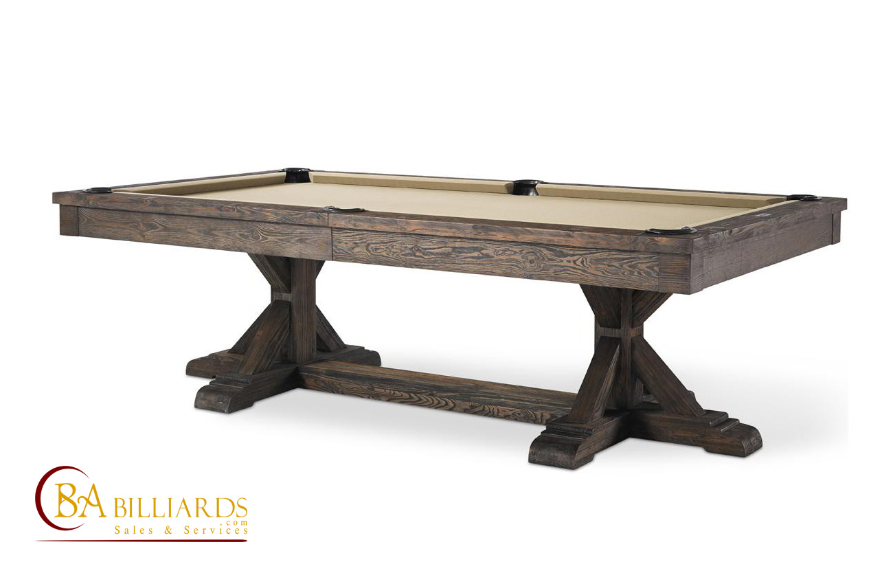 Forrest-Rustic Pool Table
