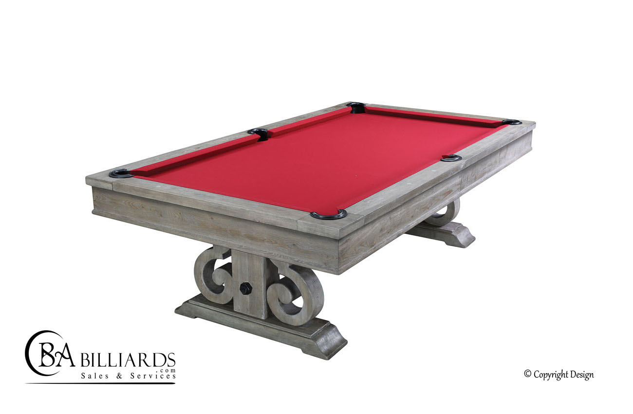 Franklin pool table