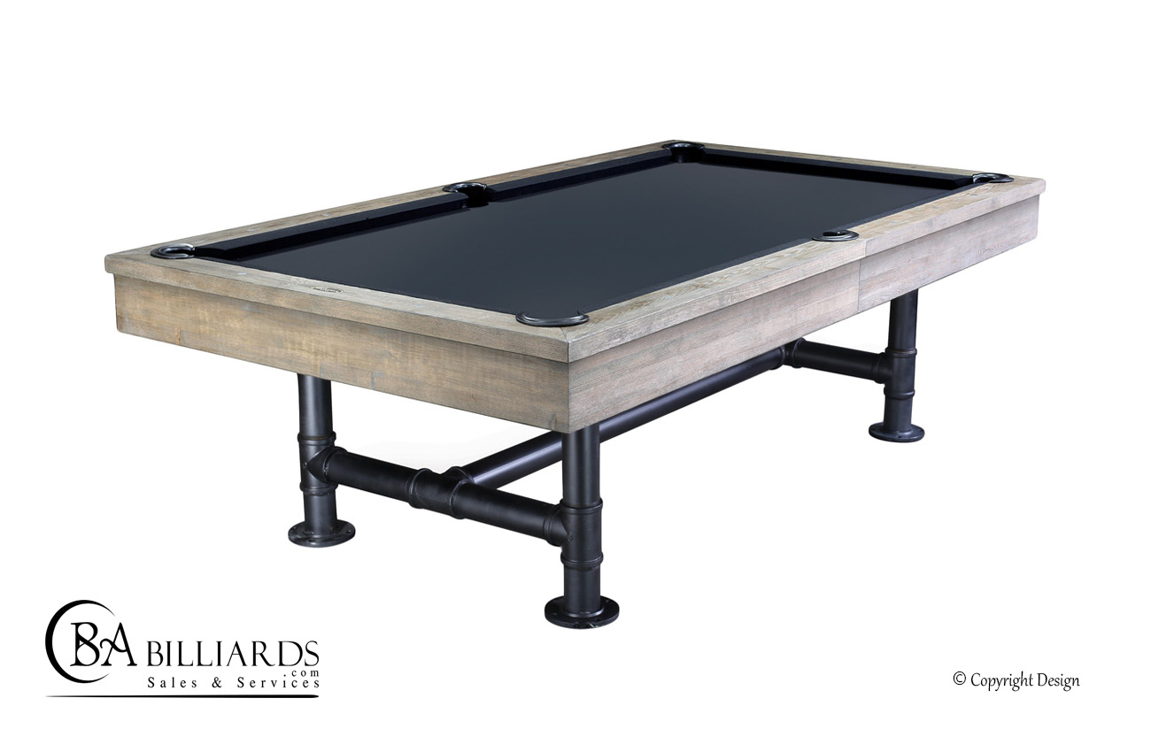 Industrial Pool Table Magestic