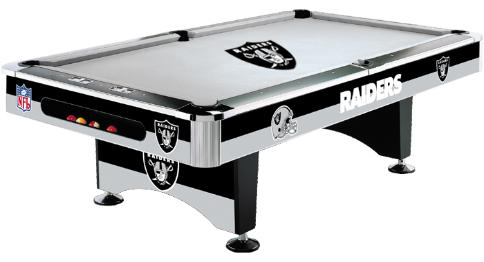 Nfl Licensed Pool Tables Babilliards Com