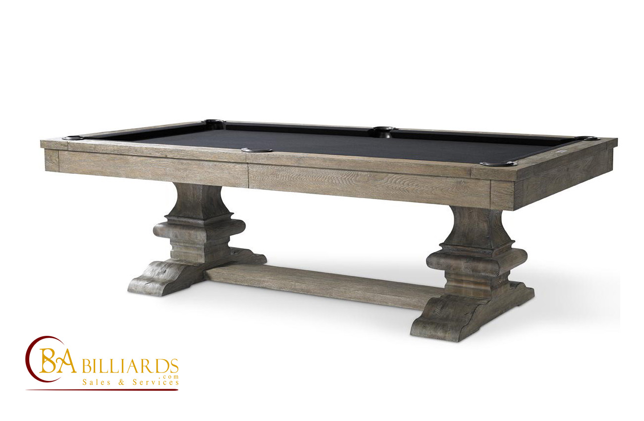 Paradise Rustic pool table