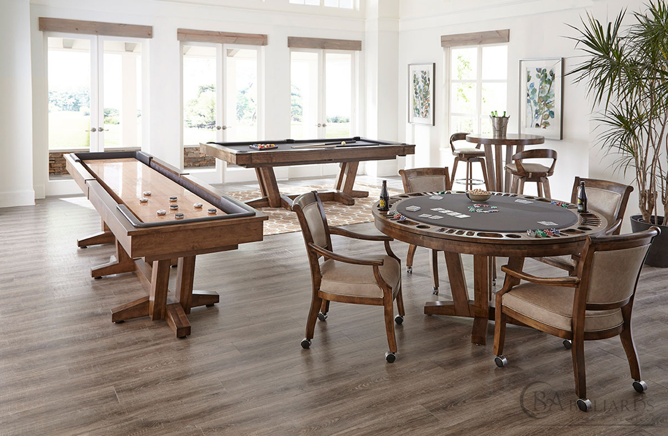 CALIFORNIA HOUSE POOL TABLE