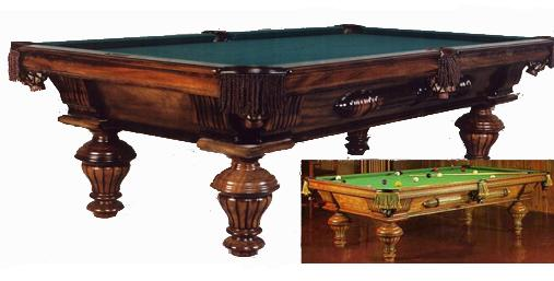 Attirant POOL TABLE
