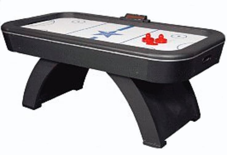 7ft or 8 ft air hockey table