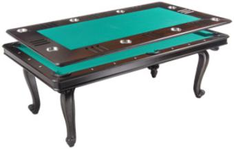 Chamberlinhilandermontereypooltablesnonslate - 7 foot pool table dining top