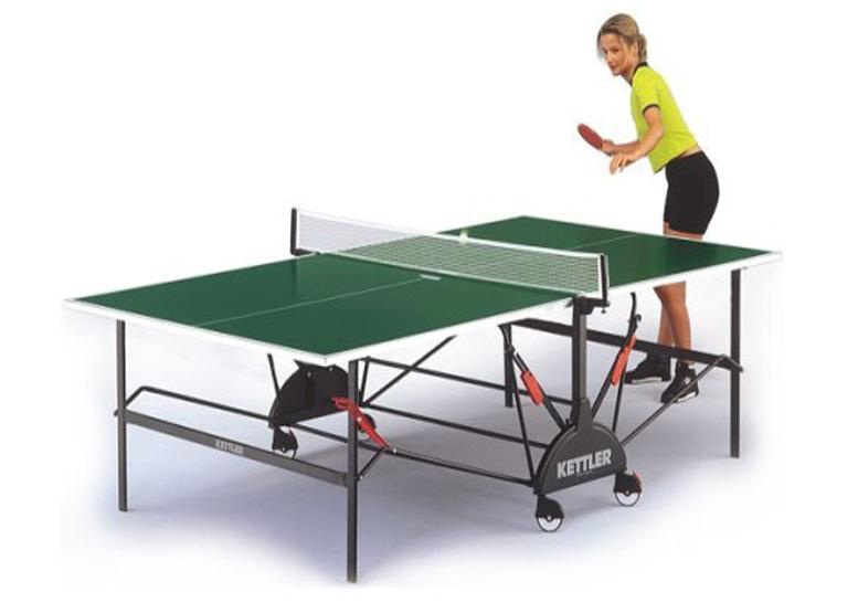 Ping pong tennis table stockholm outdoor kettler - Table ping pong kettler outdoor ...