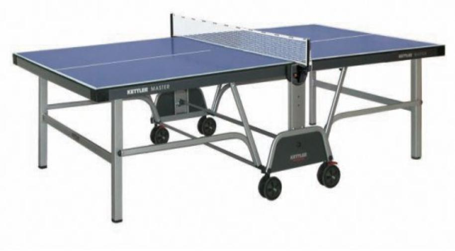 Ping pong tennis table outdoor master pro kettler - Table ping pong kettler outdoor ...