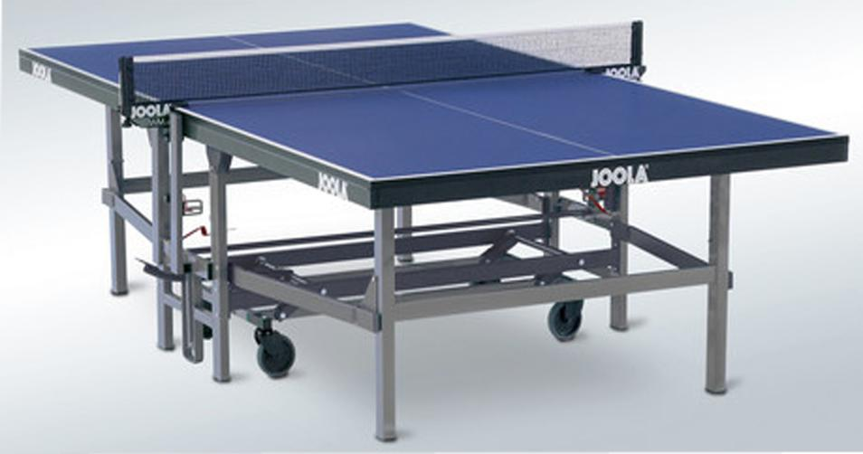 Ping Pong Tennis Table Indoor Atlanta Joola Kettler