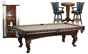 BROADWAY POOL TABLE